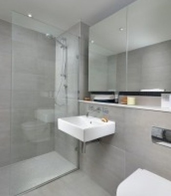 Unit 8.03 EnSuite Bathroom Smoke Specifcation at Woodberry Park
