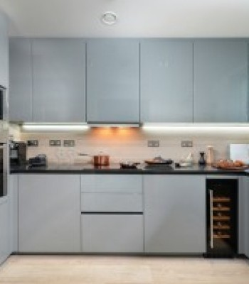 Unit 8.03 Kitchen Smoke Specifcation at Woodberry Park