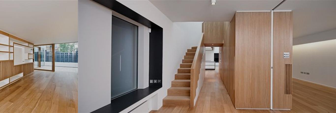 Bespoke Home refurbishments Kensington
