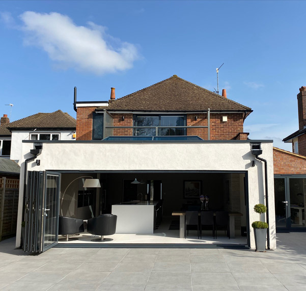 House Extensions Purley